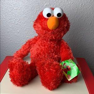 New Collectible 2011 Gund Sesame Street plush Elmo